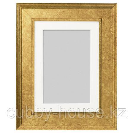 ВИРСЕРУМ Рама, золотой, 30x40 см, фото 2