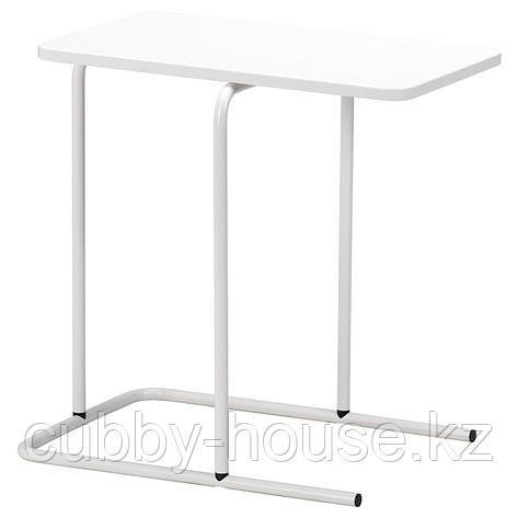 РИАН Придиванный столик, черный, 55x40 см, фото 2