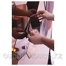 ХЁНЕФОС Зеркало, 18x21 см 10 шт, фото 2