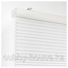 ХОППВАЛС Сотовые жалюзи, белый, 100x155 см, фото 3