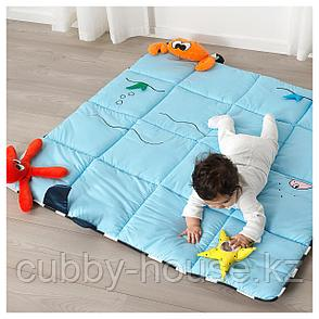 КЛАППА Детский коврик, 114x114 см, фото 2