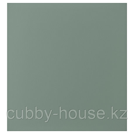 НОТВИКЕН Дверь, синий, 60x64 см, фото 2