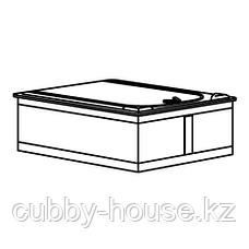 СКУББ Сумка для хранения, белый, 44x55x19 см, фото 2
