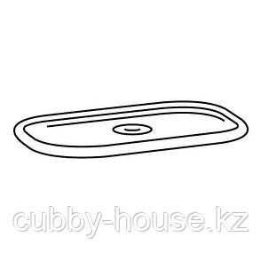 ТРУФАСТ Крышка, белый, 20x28 см, фото 2