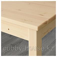 ИНГУ Стол, сосна, 120x75 см, фото 3