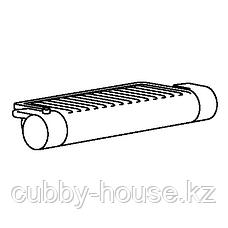 ВОКСНАН Термостатический смеситель д/душа, хромированный, 150 мм, фото 3