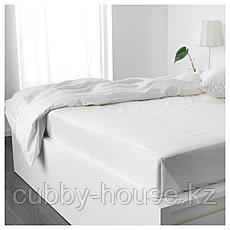 НАТТЭСМИН Простыня, белый, 240x260 см, фото 3