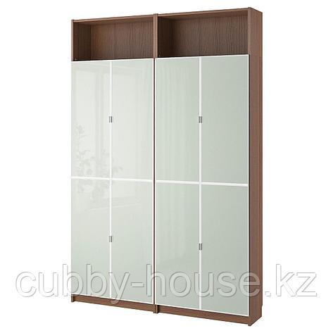 БИЛЛИ / МОРЛИДЕН Стеллаж, белый, 160x30x237 см, фото 2