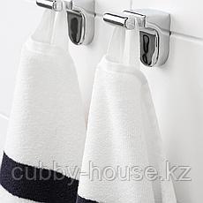 ФОСКОН Банное полотенце, белый, разноцветный, 70x140 см, фото 3