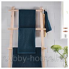 ВОГШЁН Банное полотенце, темно-синий, 70x140 см, фото 2