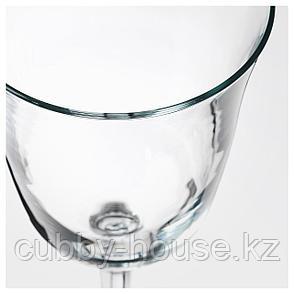 ФРАМТРЭДА Бокал для вина, прозрачное стекло, 30 сл, фото 2