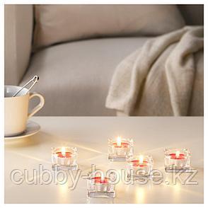 СИНЛИГ Свеча греющая ароматическая, Красные садовые ягоды, красный, фото 2