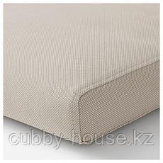 ФРЁСЁН Чехол на подушку стула, для сада бежевый, 44x44 см, фото 3