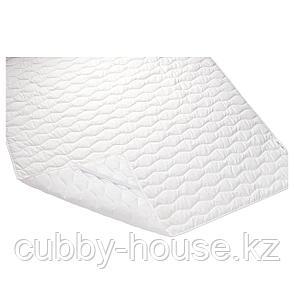 ЛИСМАРКА Тонкий матрас, белый, 180x200 см, фото 2