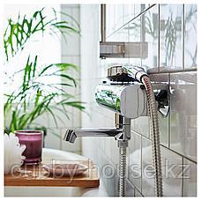 БРОГРУНД Термостатическ смеситель/душ/ванная, хромированный, 150 мм, фото 2
