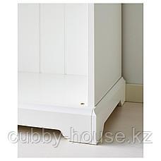 ЛИАТОРП Стеллаж, белый, 96x214 см, фото 3