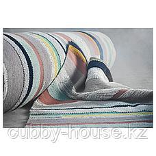 БРЁНДЕН Ковер, короткий ворс, ручная работа разноцветный, 170x240 см, фото 3