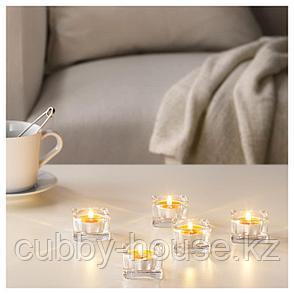 СИНЛИГ Свеча греющая ароматическая, Персик и апельсин, оранжевый, фото 2