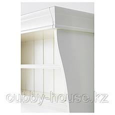 ЛИАТОРП Полочный/арочный модуль, белый, 152x47 см, фото 2
