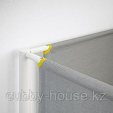 ВИТВАЛ Каркас кровати-чердака, белый, светло-серый, 90x200 см, фото 3