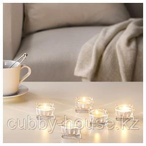СИНЛИГ Свеча греющая ароматическая, Сладкая ваниль, естественный, фото 2