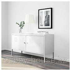 ИКЕА ПС Шкаф, белый, 119x63 см, фото 3