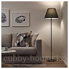 СКАФТЕТ Основание напольн светильн, черный, фото 3