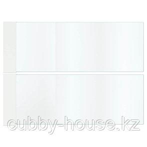 МАКСИМЕРА Дополнит боковина д/ящика, высокая, стекло, 60 см, фото 2