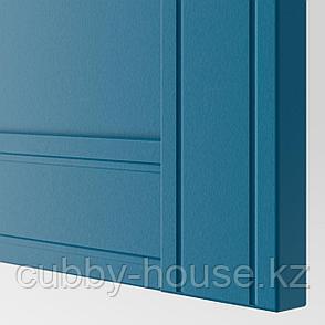 ФЛИСБЕРГЕТ Дверь, синий, 50x229 см, фото 2