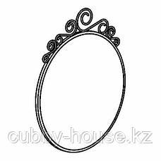 ЭКНЕ Зеркало, 50x60 см, фото 2