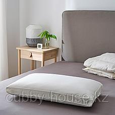 ПРАКТВЭДД Эргономичная подушка д/сна на боку, 44x67 см, фото 3