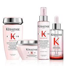 Kerastase GENESIS - новая линейка против выпадения и истончения волос.