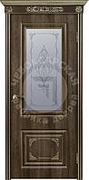 Комплект двери ЧФД Деметра ДО с капителью