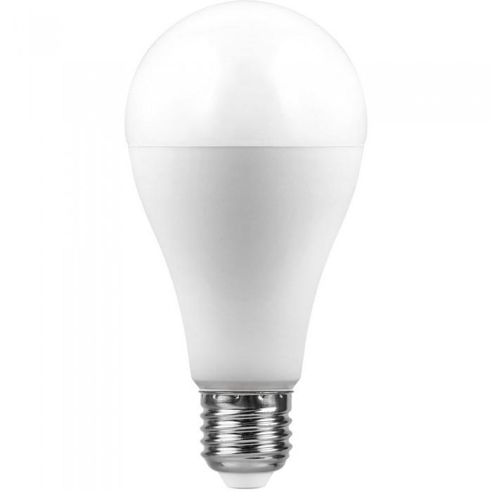 Лампа светодиодная  (25W) 230V E27 2700K A65