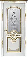 Комплект двери ЧФД Каллисто ДО с капителью