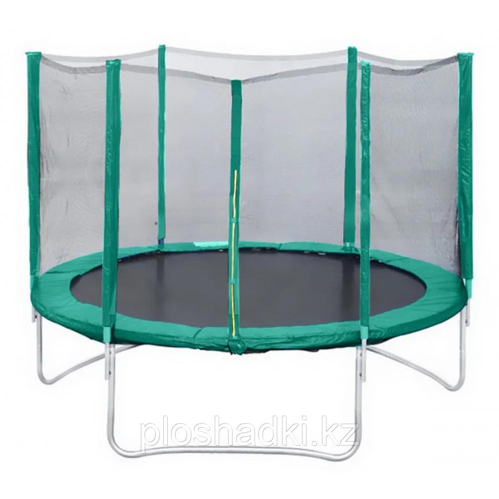 Батут Trampoline - 8' (2,44 м.) с защитной сеткой.НВ
