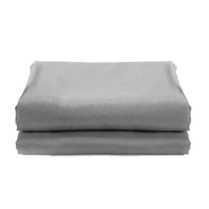 Студийный тканевый серый фон 2 м × 2,3 м
