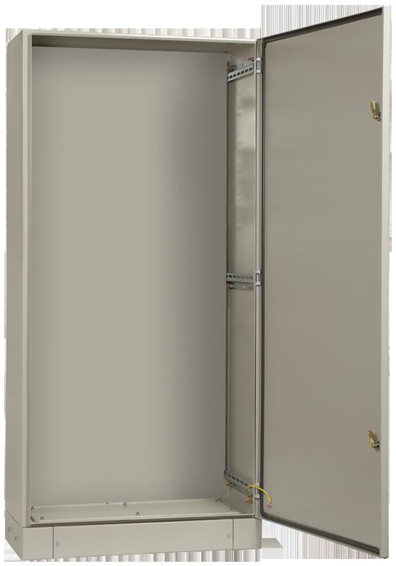 Корпус металлический ЩМП-16.6.4-0 74 У2 IP54