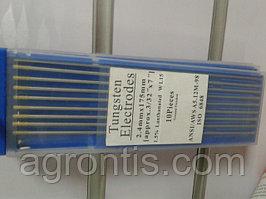 Вольфрамовые электроды неплавящиеся для аргонно- дуговой сварки