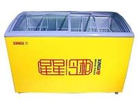 Витринный морозильник DOBON SD/SC-278CY со стекло