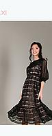 Платье Sensiline 10200 черное