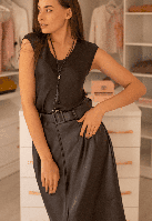 Блузка Odendi 051-95427 bluz