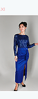 Вечернее платье Doridorca 00KB1106-GECE MAVISI (40)