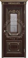 Комплект двери ЧФД Нептун ДО с капителью