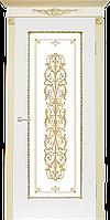 Комплект двери ЧФД Пандора ДО с капителью