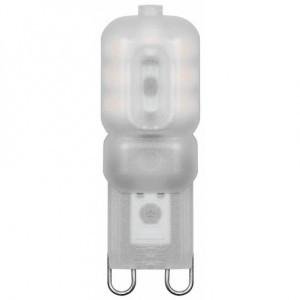 Лампа светодиодная JCD9 (5W) 230V G9 2700K 16x47mm