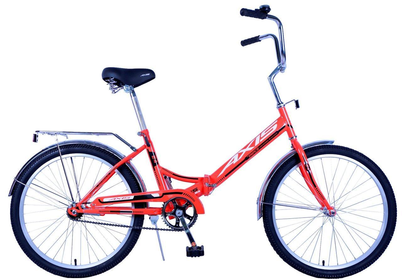 """Складной велосипед Axis 24"""" колеса. Рассрочка. Kaspi RED."""