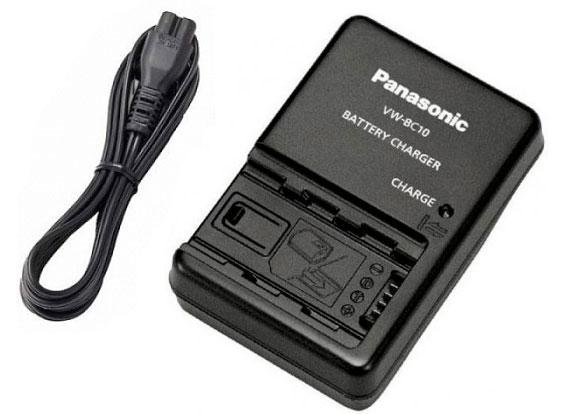 Зарядное устройство  VW-BC10 для Panasonic, для аккумуляторов VW-VBK180/360/090, фото 2