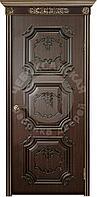 Комплект двери ЧФД Персей ДГ с капителью