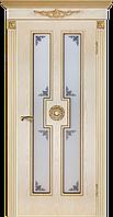 Комплект двери ЧФД Посейдон ДО с капителью